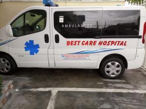 Best care hospital ambulance